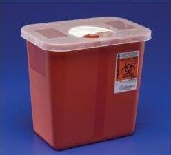 Medical Waste & Sharps Container