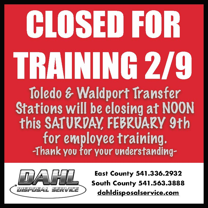 Transfer Station Closure